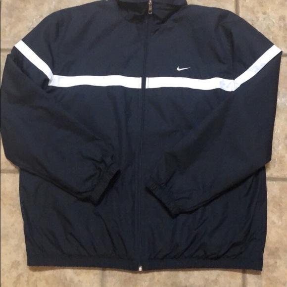 b86b03c33 Nike Jackets & Coats | Nwot Mens Wind Jacket In Navy Blue | Poshmark